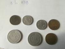 Lot monezi Rom 48...56