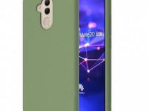 Husa Telefon Plastic Samsung Galaxy A6 2018 a600 Liquid Turq