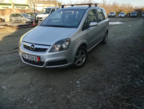 Opel Zafira 7 locuri 1.6 benzina  ieftin