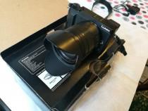 Aparat foto Panasonic Lumix Gx 80 + obiectiv Lumix 14-140