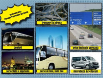 Transport persoane , servicii door to door !