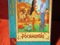 Vintage Pocahontas Disney Movie Poster Puzzle 500piese-cadou