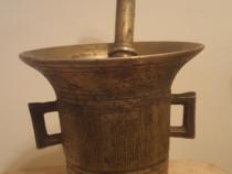 Mojar masiv din bronz 2 kg