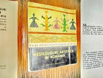 9951-Album arta Populara-Mestesuguri artistice in Romania.