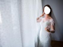 Rochie mireasă Sposa dell' Amore + fustă detașabilă