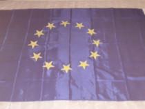 Drapel  Uniunea Europeana exterior