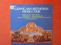 Vinil Beethoven -Messe C-Dur (in Latin)-Sir ThomasBeecham