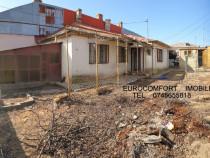 Casa si teren zona Parc C.F.R. libera cu toate utilitatile