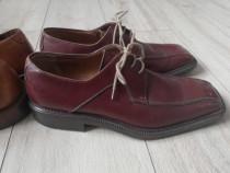 Pantofi italienești din piele naturala