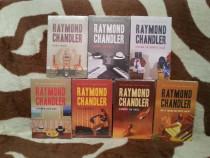 Raymond Chandler carti politiste (7 vol)