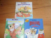 Trei carti pentru copii de Walt Disney & Hanna - Barbera *