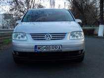 Vw touran 1,9 tdi 105 cp euro 4 highline