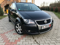 Vw Touran Cross 2007
