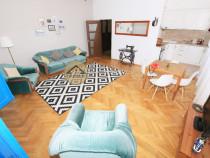 Apartament 2 camere mobilat in stil shabby chic centru
