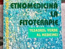 De la etnomedicina la fitoterapie, Emanoil Grigorescu, 1997