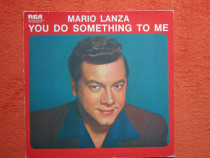 Vinil rar Mario Lanza ‎-You Do Something To Me- RCA Victor