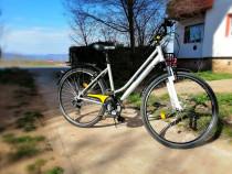Bicicleta full shimnao, 30 km parcursi