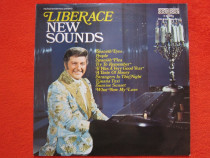 Vinil Liberace - New Sounds -made in UK