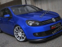 Prelungire splitter bara fata VW Golf 6 2008-2012 v3