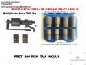 Multiplicator forta 3000 NM + Tr tubulare 8 buc/ Tr