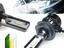 Kit Bec LED CAN BUS 36W 4800lm H7 becuri auto canbus