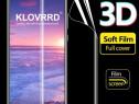 Huawei P30 / P30 Lite / P30 Pro - Folie Din Silicon Curbata