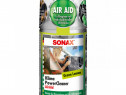 Pachet 12Buc Sonax Spray Curatat Instalatie Ac Air Aid Green