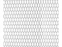 Grila Tuning Argintiu 100X25CM Automax 9706