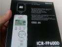 Ultima generație SANYO sigilate reportofoane ICR-FP600D card