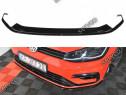 Prelungire splitter bara fata VW Golf 7 R Facelift 17- v20