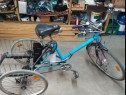 Triciclu marca pegas electric