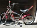 Bicicleta tip chopper