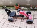 Kart cu pedale copii 6