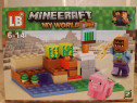 Set de 80 piese lego Minecraft - My World ( LB 514-2 )