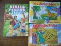 Donez Biblia pentru elevi și cărți de colorat