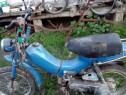 Motocicleta vintage honda