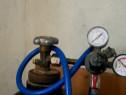 Tub oxigen cu instalatie