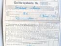 A581-I-Cetificat actiuni vechi Oberbayern Germania 1946.