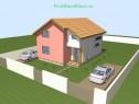 Vila noua la intrare in Sanleani