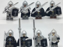 Set 8 Minifigurine tip Lego Lord of the Rings Gondor Soldier