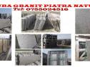 Glafuri, placaj scari si monumente funerare din granit