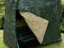 Husa de protectie pentru leagan 215 x 125 x 168cm, Green Hab