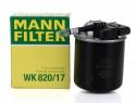 Filtru Combustibil Mann Filter WK820/17