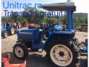 Tractoras tractor japonez Iseki TA255 dt