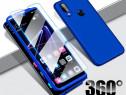Husa 360 Plastic Fata Spate Folie Samsung A10 A20E A40 A50 A