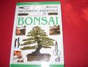 Bonsai. 101 informatii esentiale ( rara, bogat ilustrata ) *