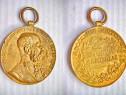 A718-I-Medalia Franz Josep Signum Memoriae Imparatul A-Ung.