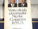 Vizita oficiala a tov Nicolae Ceasusescu in Sua
