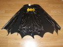 Costum carnaval serbare batman batgirl 6-7 ani
