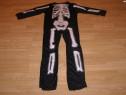 Costum carnaval serbare schelet pentru copii de 10-11 ani